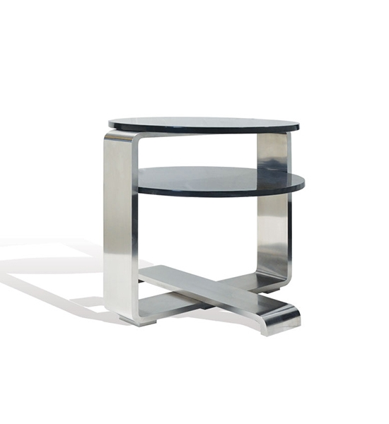 Etagere Side Table by Scala Luxury