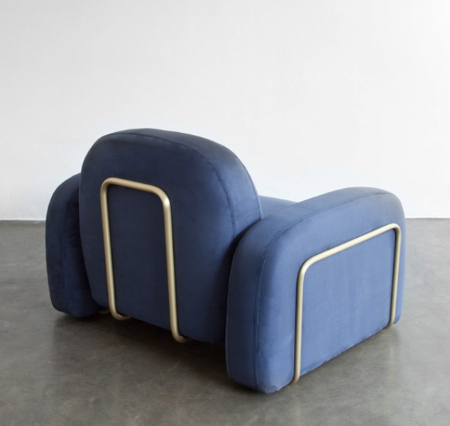 Fa Armchair by Atelier d'Amis