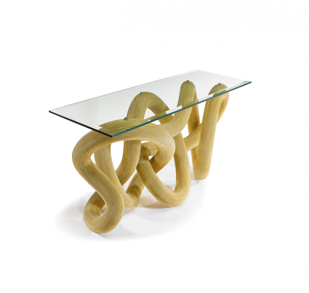 FLUX Console Table