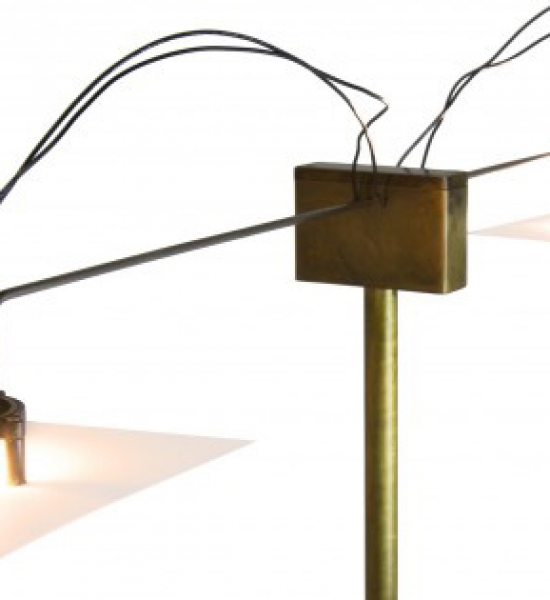 Folio Desk Lamp by Gentner