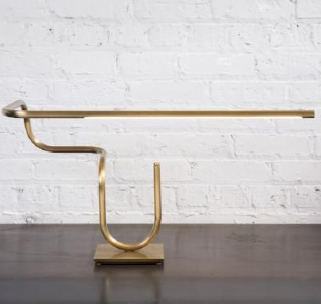 Tube Desk Lamp by Gentner