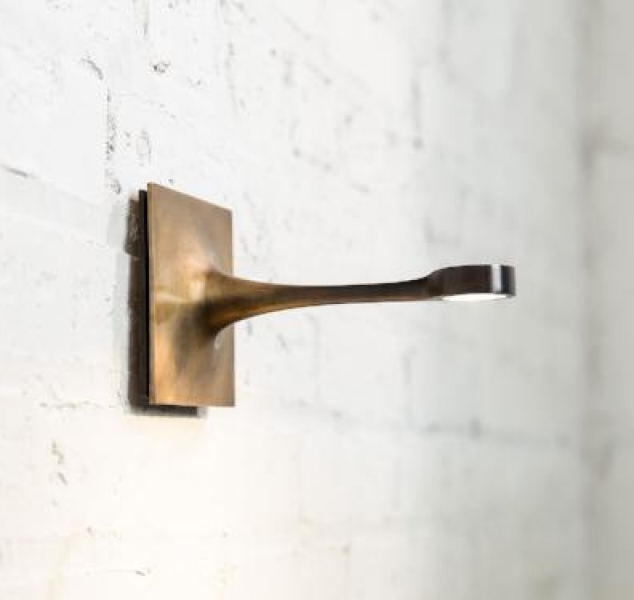 Wall Sconce – Long Taper by Gentner