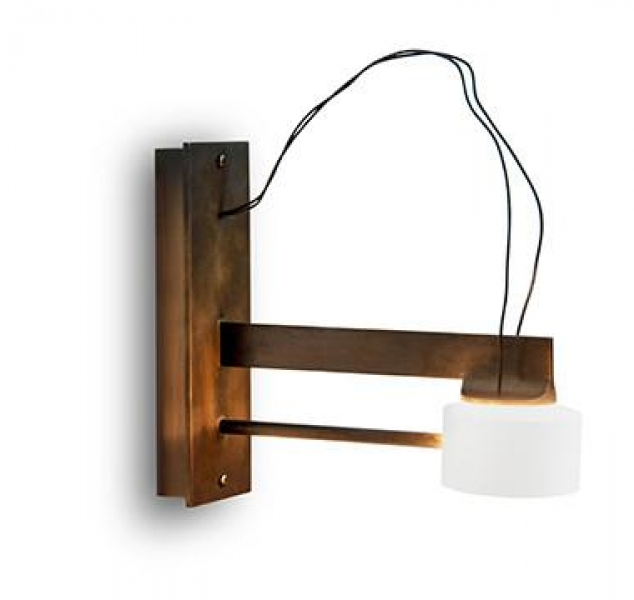 With Wall Sconce by Gentner