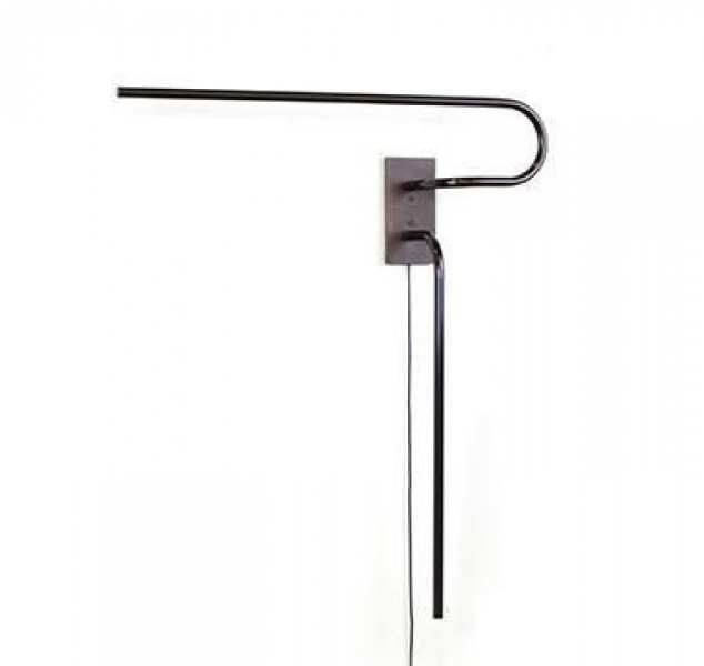Tube Wall Sconce by Gentner