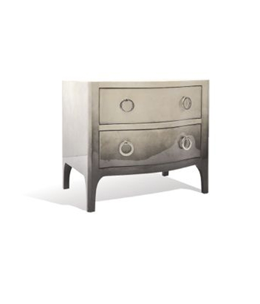 Gradient Trapu Side Table