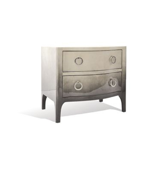 Gradient Trapu Side Table by Scala Luxury