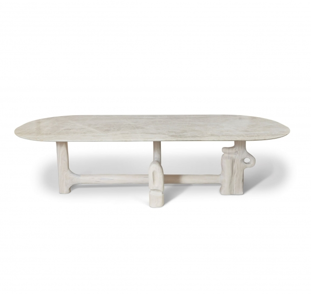 Henge Dining Table by Casey McCafferty