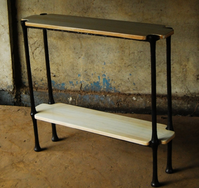 Ivory Console by Elan Atelier