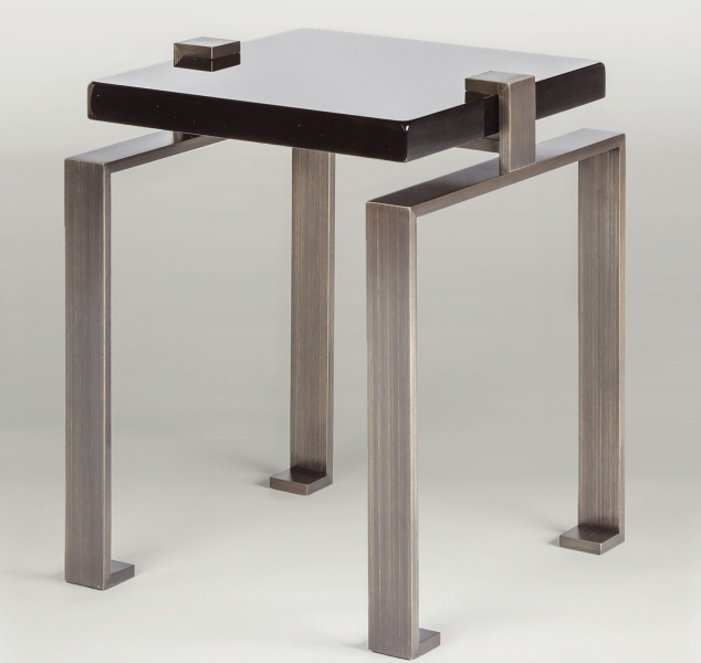 Jewel Side Table by Magni Home Collection