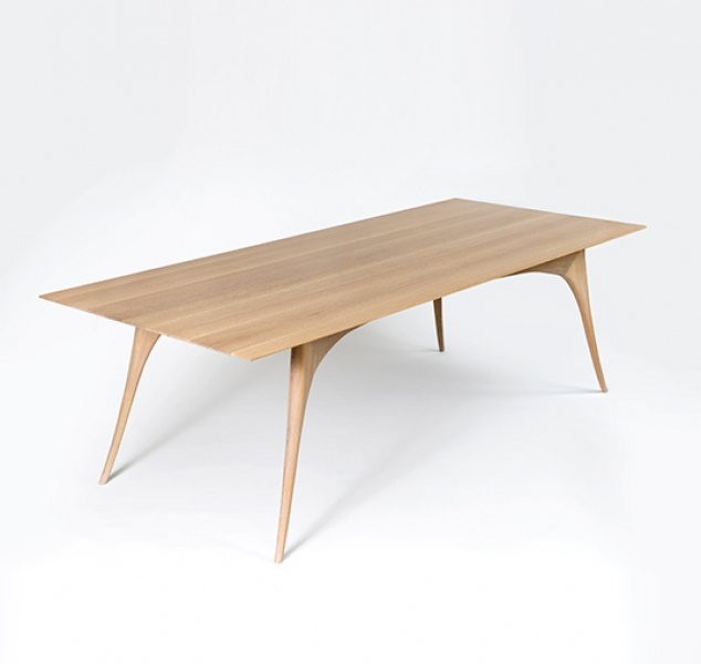 Gazelle Dining Table by konekt