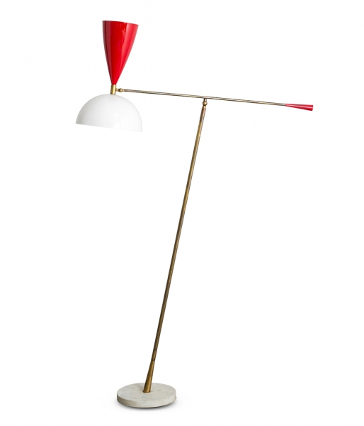 Cappello Floor Lamp