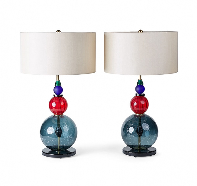 Pair of Regazzi Table Lamps