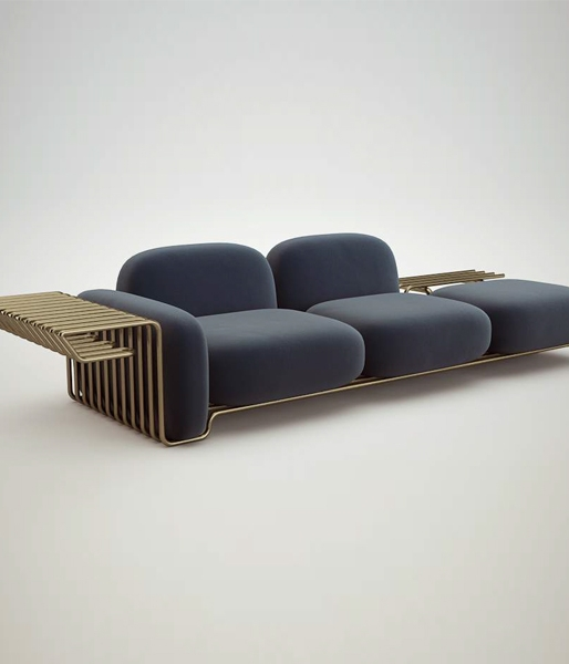 La Sofa by Atelier D'Amis