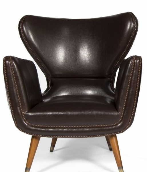 Large Italian Club Chair