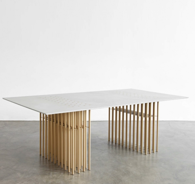 Leonard Desk by Atelier d'Amis