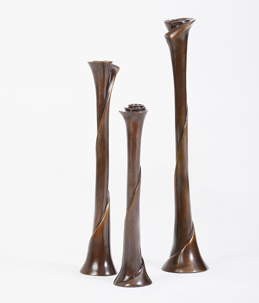 Liz Candle Stands by Elan Atelier