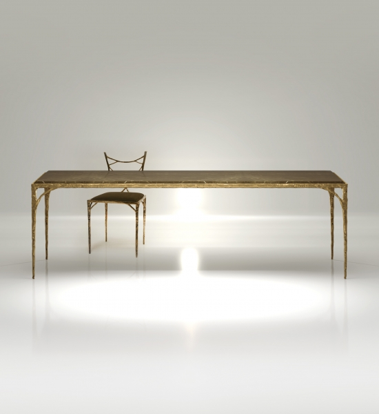 Amsterdam Dining Table by Magni Home Collection