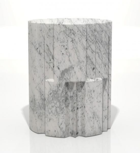 Greek Stool by Magni Home Collection