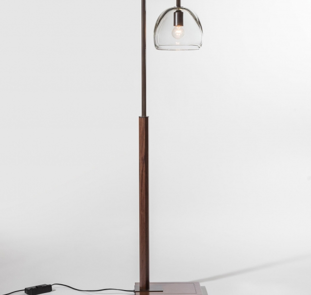 Montecito Floor Lamp by Magni Home Collection