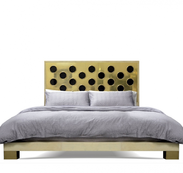 Marseilles Bed by Scala Luxury