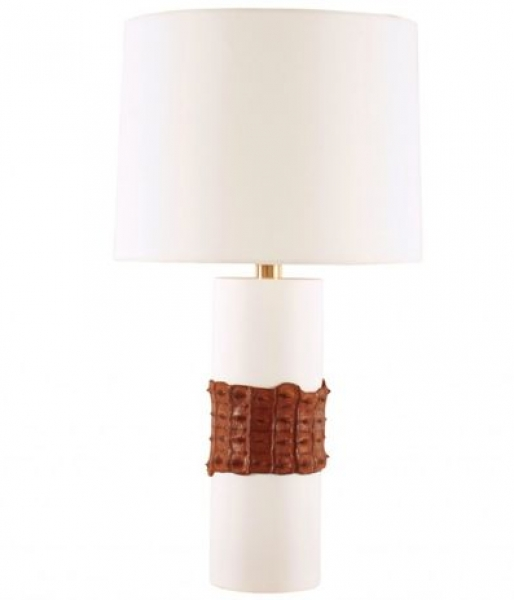 Matte Ivory Anouk Table Lamp