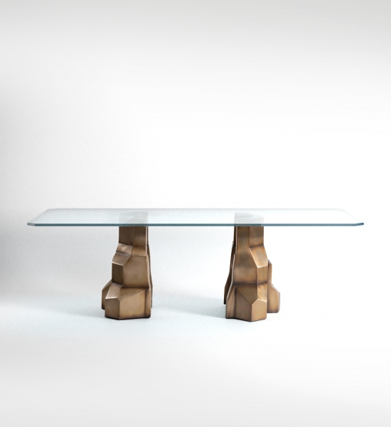 Mesa Dining Table by Magni Home Collection