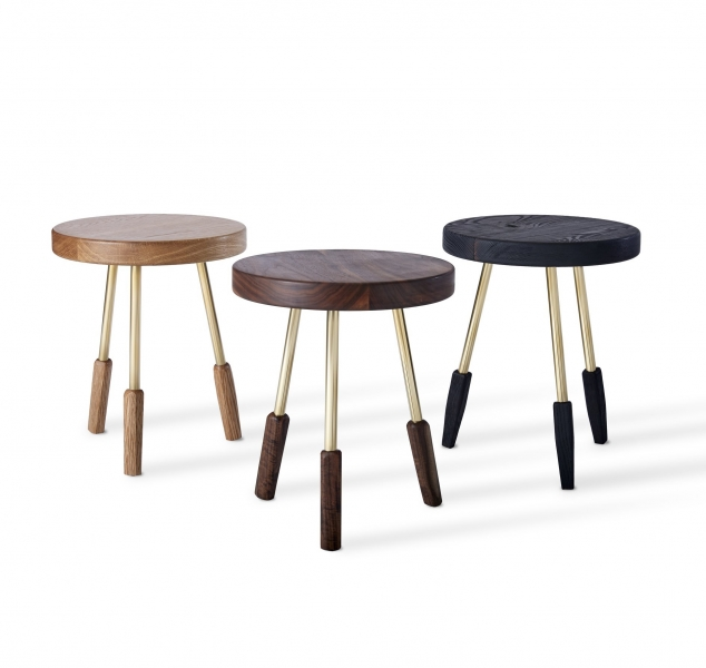 Milking Stool by Casey McCafferty