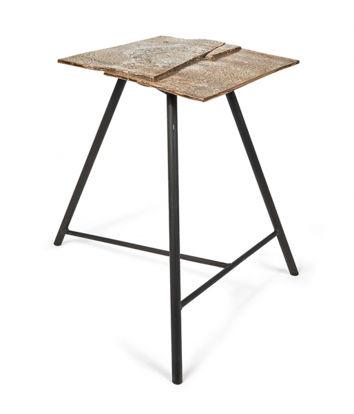 Burn Low Stool by Chuck Moffit