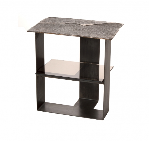 Domito Side Table by Chuck Moffit