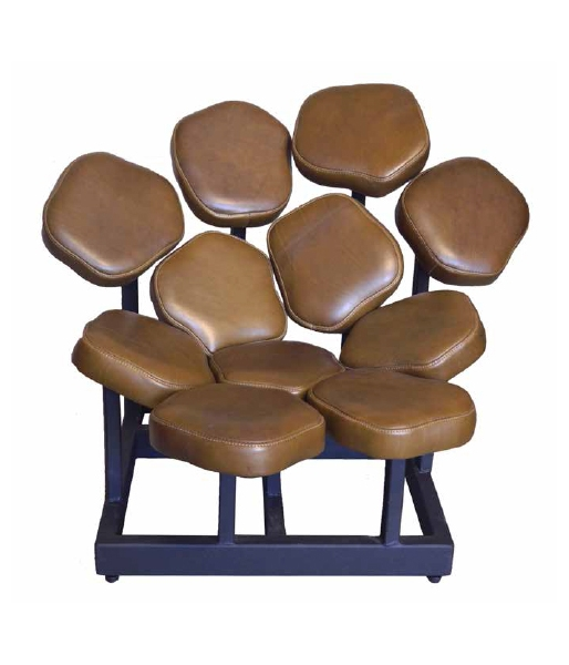 Pebble Chair by Chuck Moffit