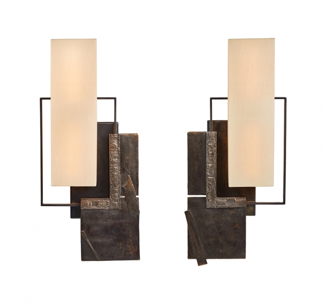 Studio Series Wall Sconce Large by Chuck Moffit