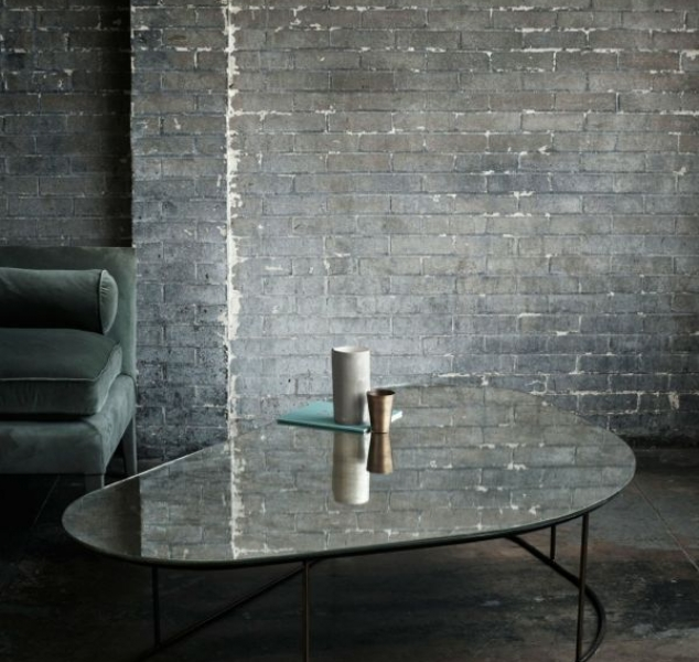 Moon Pebble Cocktail Table by Ochre