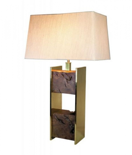 Mr. Table Lamp
