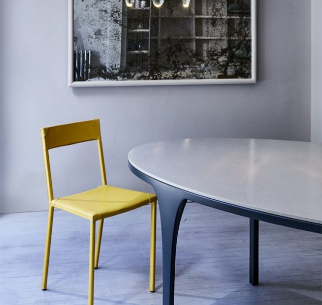 Willow Table Oval by OCHRE