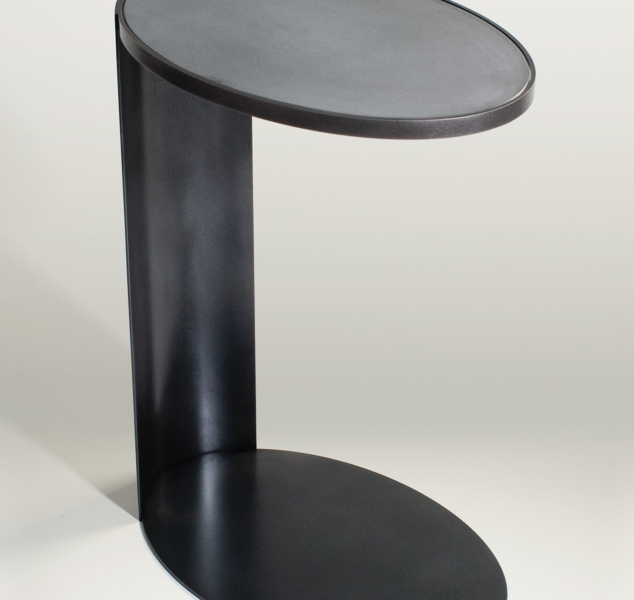 Ovale Side Table by Magni Home Collection