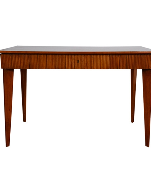 Pair of Sabre Leg Console Tables