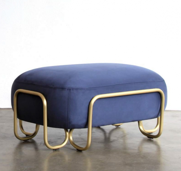 Re Ottoman by Atelier d'Amis