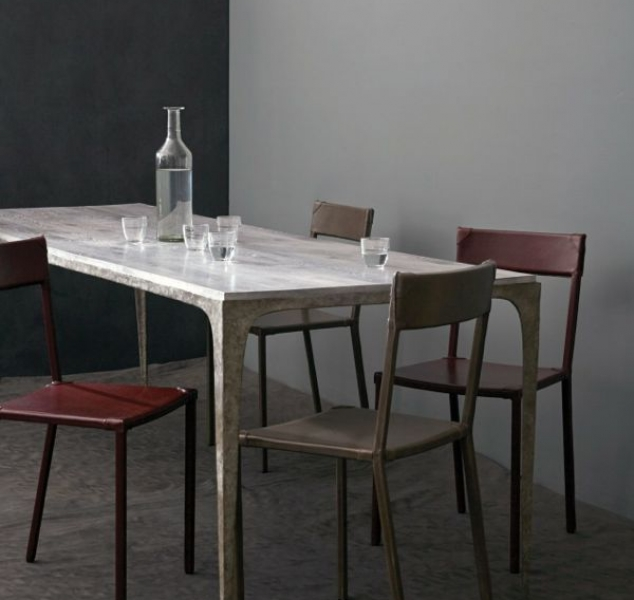 Whippet Table Rectangular by Ochre