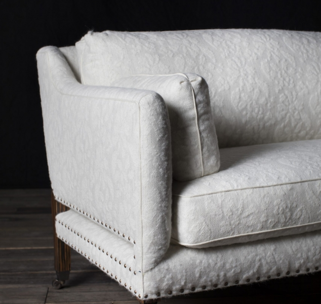Regency Sofa, Floral by COUP STUDIO