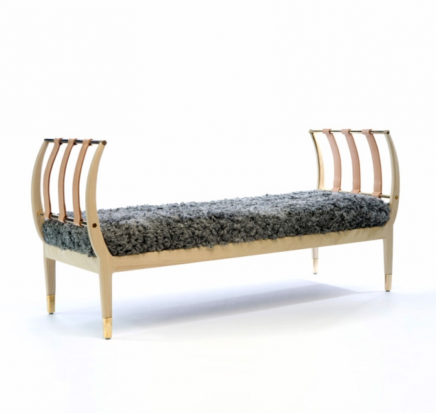 Rib Bench by konekt