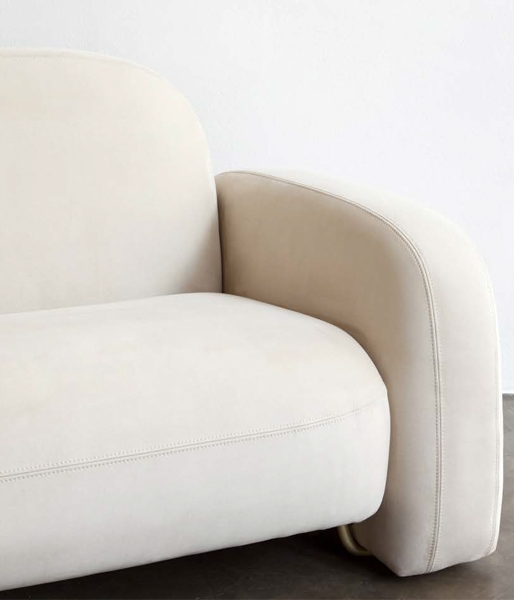 Pipeline Sol Sofa by Atelier D'Amis