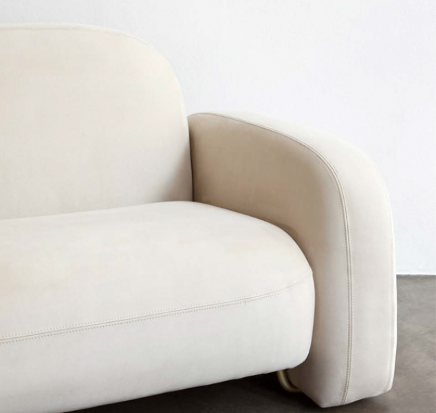Sol Sofa by Atelier d'Amis