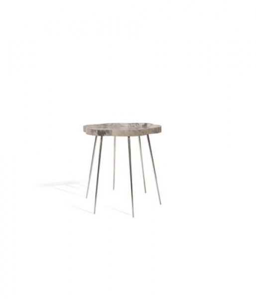Stainless Steel Petal Table
