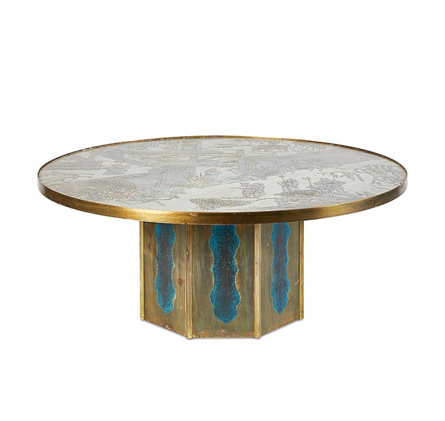 Chan Cocktail Table