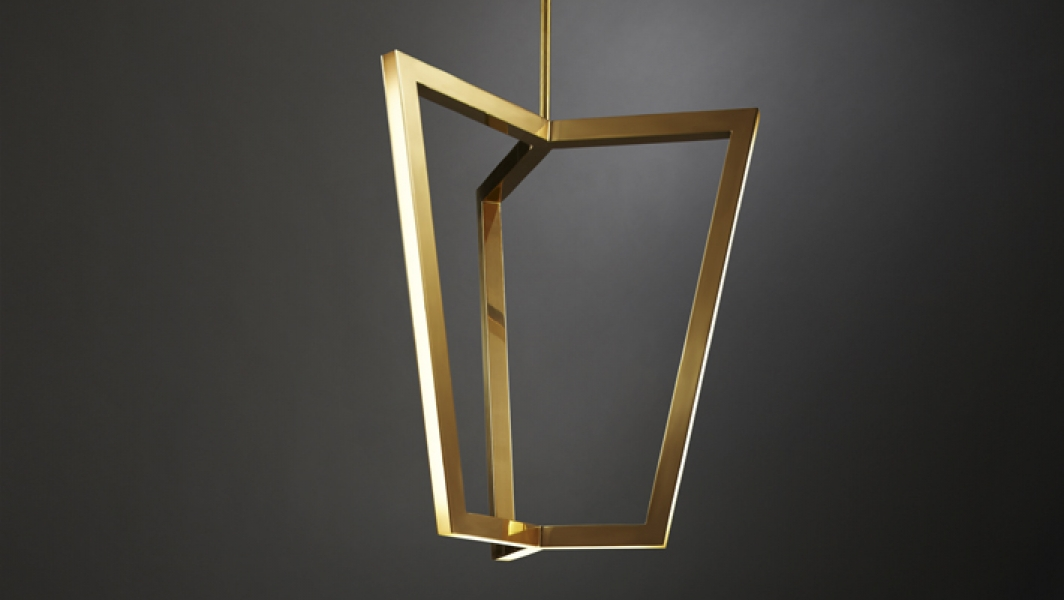 Triptyx 3.0 Pendant by Christopher Boots