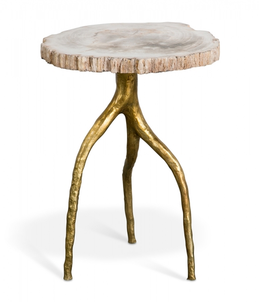 Earth Side Table by Elan Atelier