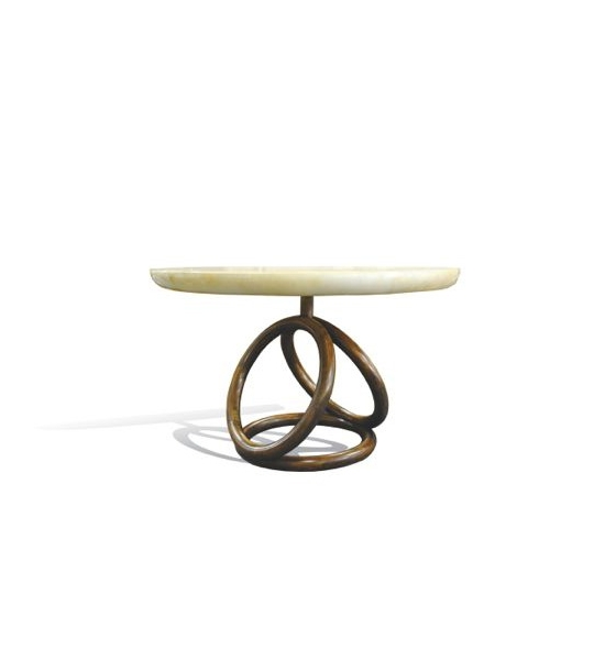 3-Ring Dining Table by Scala Luxury