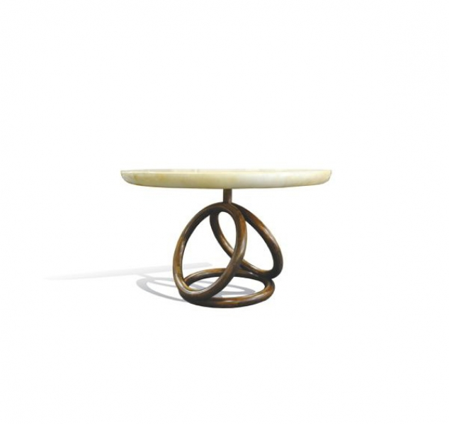 3-Ring Dining Table