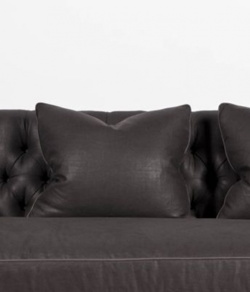 Tufted Regency Sofa