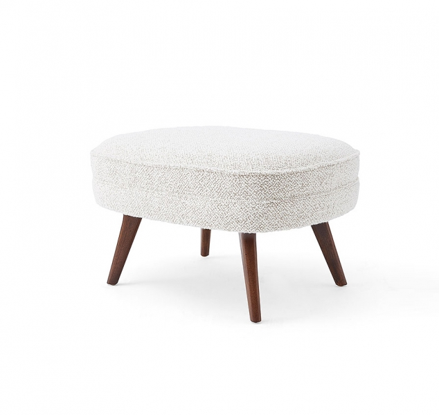 Cloven Ottoman by Coup Studio